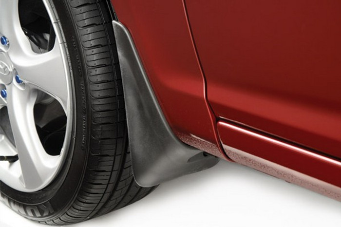 Hyundai Accent Mud Guards