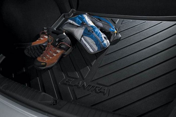 Hyundai Elantra Touring Cargo Tray (E014)