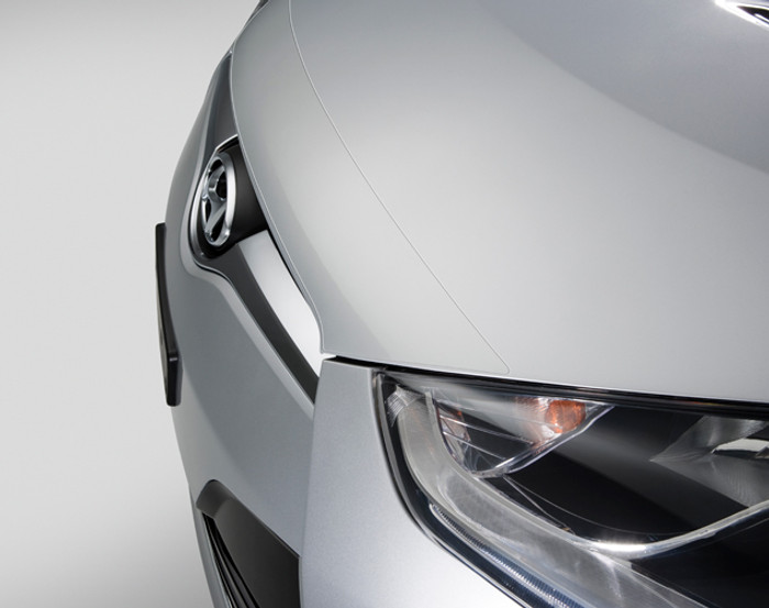 Hyundai Elantra Hood Protector Film (D065)