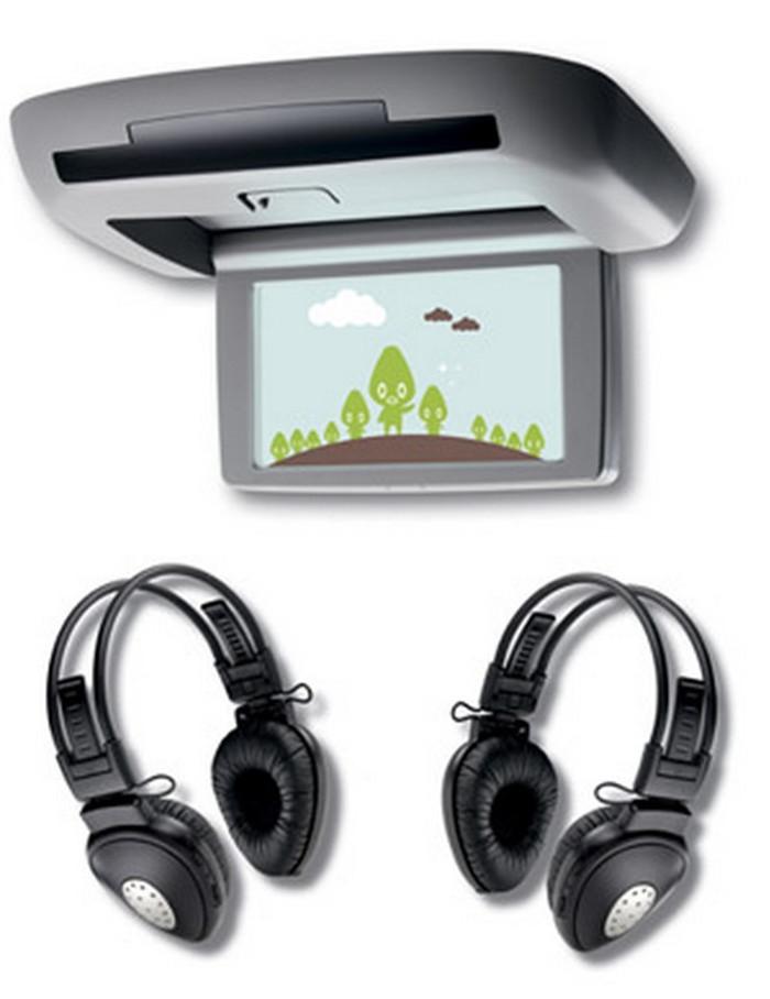 DVD Rear Headset (H036)