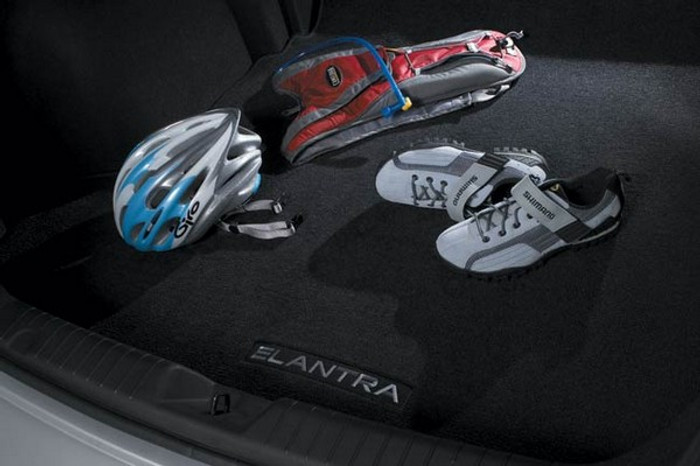 Hyundai Elantra Sedan Cargo Mat (D034)