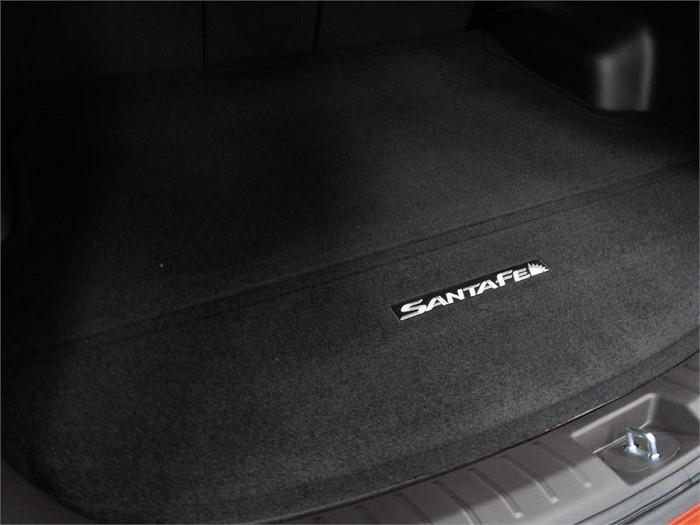 Hyundai Santa Fe Cargo Mat (I084)