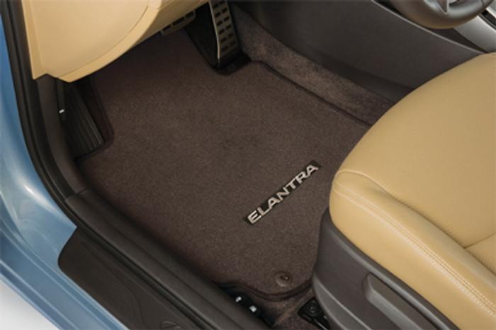 Hyundai Elantra Coupe Floor Mats (D067)