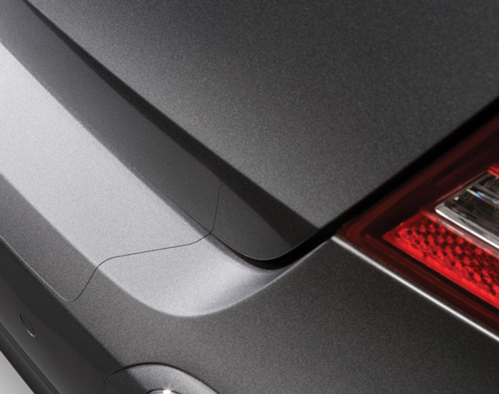Hyundai Equus Rear Bumper Protector Film (Z003)