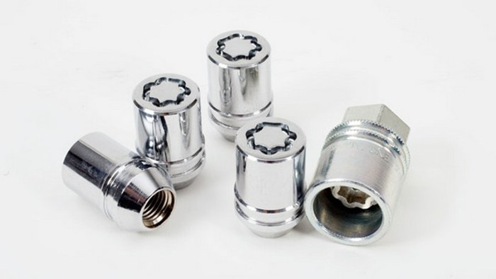 Hyundai Equus Wheel Locks (Z002)