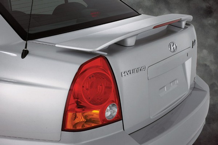 Hyundai Accent Rear Spoiler