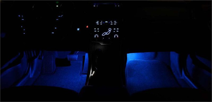 Hyundai Tucson Interior Lighting Kit