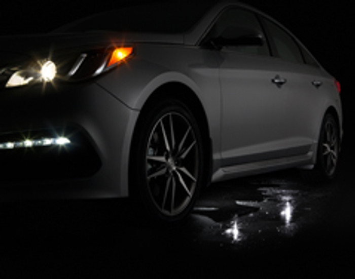Hyundai Sonata LED Puddle Lights (J090)