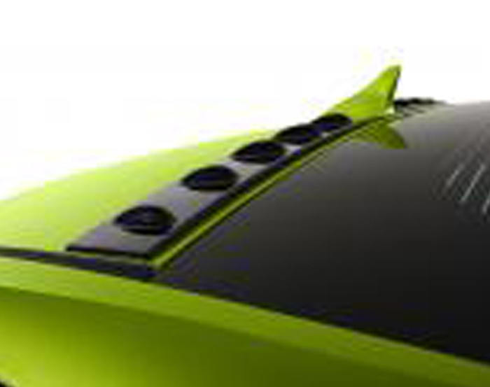 Hyundai Elantra Roof Spoiler Vortex Generator (D091)