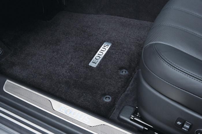 Hyundai Equus Floor Mats (Z004)