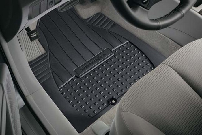 Hyundai Santa Fe All Weather Floor Mats (I001)