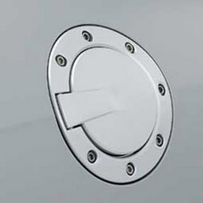 Hyundai Tiburon Metallic Fuel Door (K016)