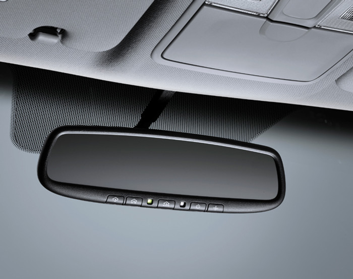 Hyundai Accent Auto Dimming Mirror (B049)