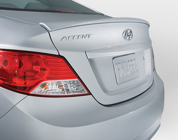 Hyundai Accent Rear Lip Spoiler (B059)