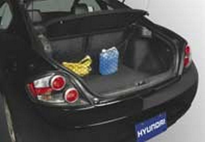 Hyundai Tiburon Cargo Net (K004)