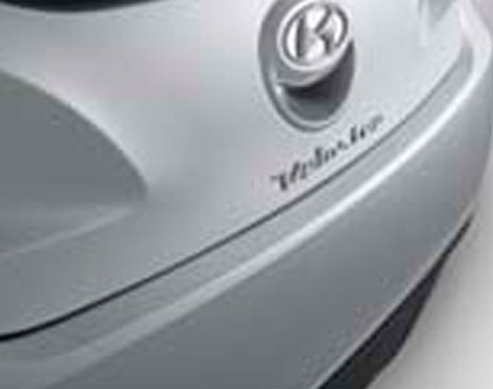 Hyundai Veloster Rear Bumper Protector Film (AA002)