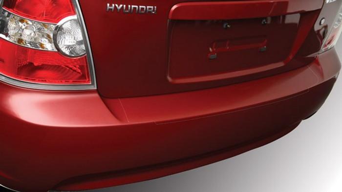 Hyundai Accent Rear Bumper Protector (A039)