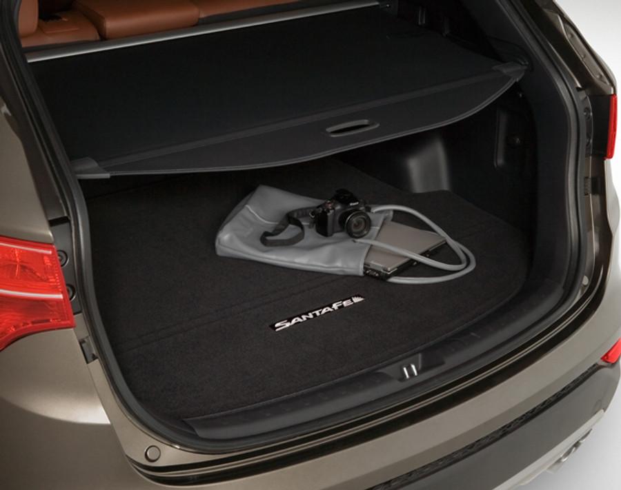 Hyundai Santa Fe Cargo Cover (I083)