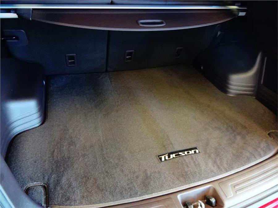 Hyundai Tucson Cargo Mat