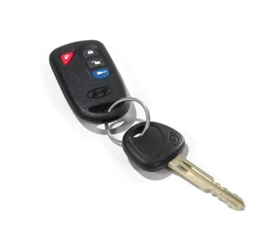 Hyundai Elantra Remote Starter