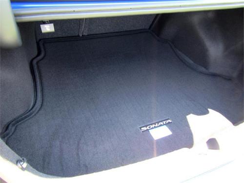 Hyundai Sonata Reversible Cargo Tray Hyundai Shop