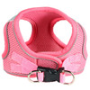 Hip Doggy Reflective Sport Mesh Pink