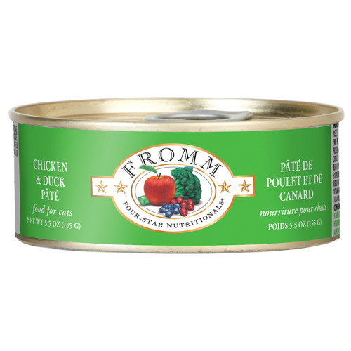 Fromm Chicken and Duck Pâté