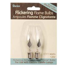 C7 Flicker Bulb Flame