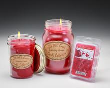 Holiday Cheer Candles