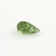0.98ct Loose Tourmaline Gemstone - Pear Green Included 8.57mm x 4.47mm