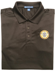 Embroidered with PA Sheriffs logo on left chest