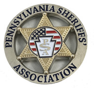 PA Sheriffs' Challenge Coin