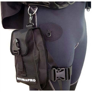 Scubapro Hydros Pro BCD Thigh Pocket