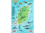 Waterproof Fish ID Card - Grenada