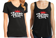 Supreme Court Women's V-neck or Tank top