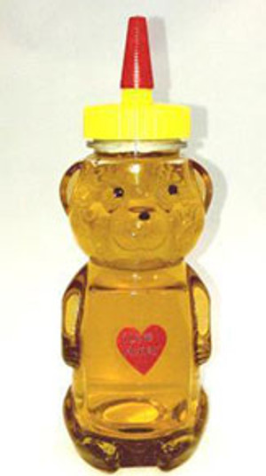 Honey Bear - Clover - 8 oz - 1 unit