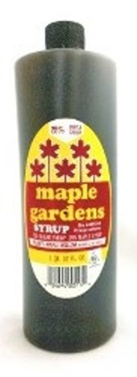 32oz Maple Gardens Syrup - 25% Maple Breakfast Syrup