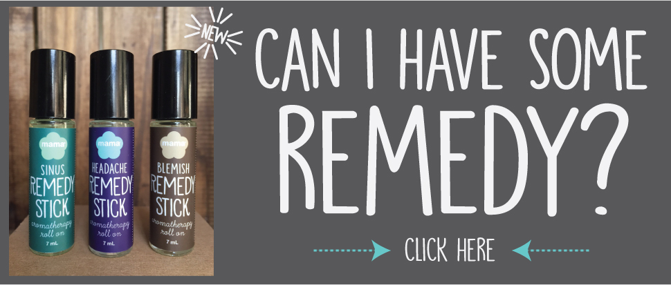 Try our new remedy sticks