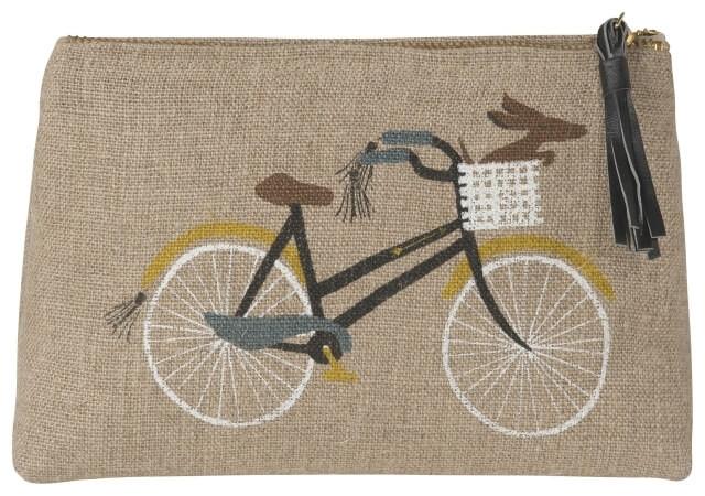 Bicicletta Cosmetic Bag - Small | Mama Bath + Body