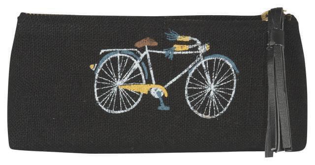 Bicicletta Cosmetic Bag - Pencil   Mama Bath + Body