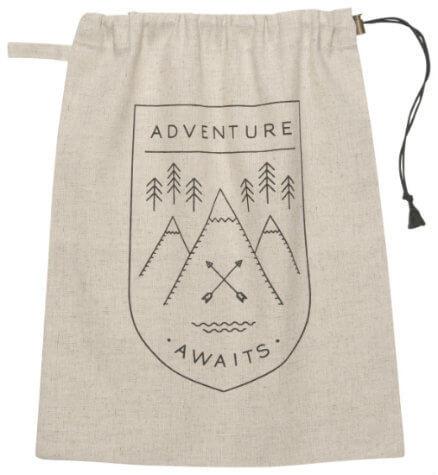 Adventure Awaits Travel Bag | Mama Bath + Body
