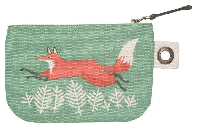 Hill & Dale Zip Pouch - Small | Mama Bath + Body