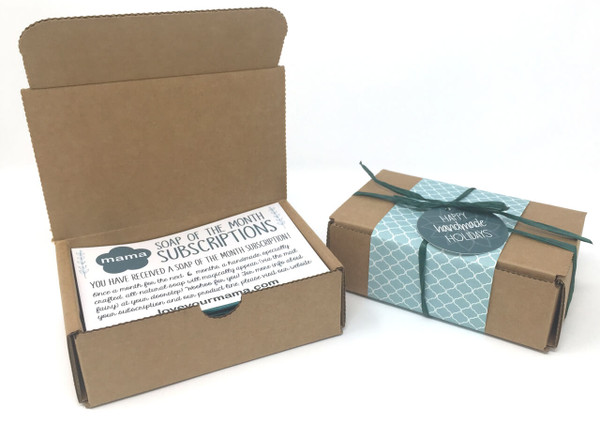 Soap of the Month Subscription | Mama Bath + Body