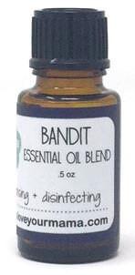 Bandit Essential Oil Blend | Mama Bath + Body