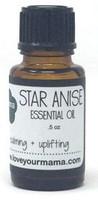 Star Anise Essential Oil | Mama Bath + Body