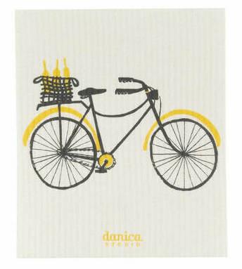 Bicicletta Swedish Dishcloth   Mama Bath + Body