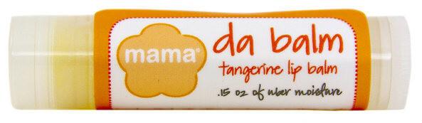 Tangerine Lip Balm   Mama Bath + Body