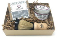 Daddy-O Juniper + Sage Shave Kit | Mama Bath + Body
