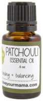 Patchouli Essential Oil | Mama Bath + Body