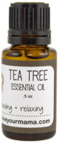 Tea Tree Essential Oil | Mama Bath + Body